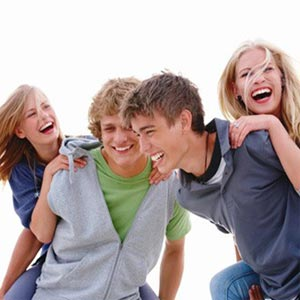 Conforme más conocemos a nuestros amigos, más los admiramos y más tiempo  queremos pasar con ellos.