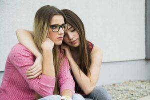 Consejos para ayudar a un amigo con depresión