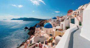 Los mejores cruceros por las islas griegas para singles